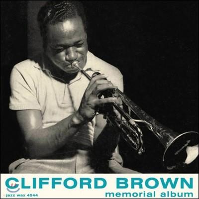Clifford Brown (클리포드 브라운) - Memorial Album [LP]