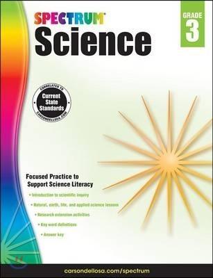 Spectrum Science : Grade 3