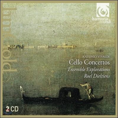 Roel Dieltiens 비발디: 첼로 협주곡 (Vivaldi: Cello Concertos)