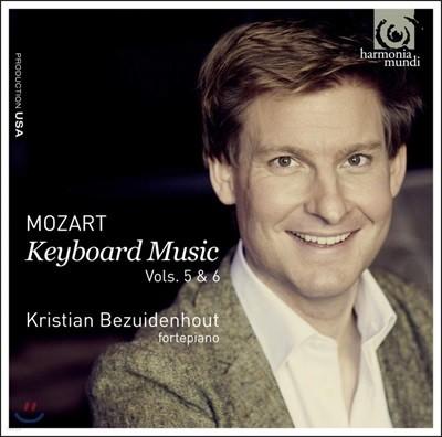 Kristian Bezuidenhout  모차르트: 키보드 음악 5, 6집 (Mozart: Keyboard Music Vol 5, 6)