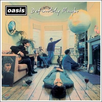 Oasis - Definitely Maybe (Original Recording Remastered) (오아시스 1집 발매 20주년 기념 리마스터링)