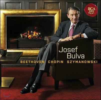 베토벤, 쇼팽, 시마노프스키 : 피아노 소나타 '열정', 소나타 2번 & 마스크 Op.34 - 요제프 불바