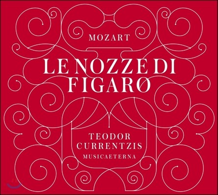 Simone Kermes / Musica Eterna 모차르트: 피가로의 결혼 (Mozart: Le nozze di Figaro, K492)