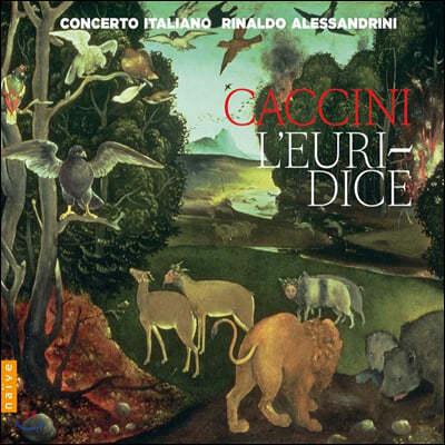 Silvia Frigato 줄리오 카치니: 에우리디체 전곡 (Giulio Caccini: Euridice)