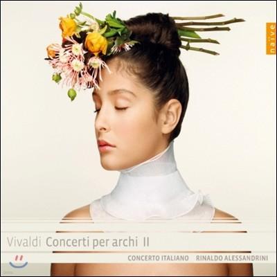 Concerto Italiano 비발디: 현을 위한 협주곡 2집 (Vivaldi: Concerti Per Archi 2)