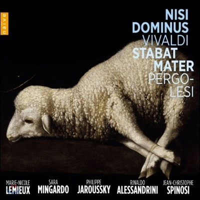 Rinaldo Alessandrini 페르골레지 / 스카를라티: 스타바트 마테르  / 비발디: 니시 도미누스 (Nisi Dominus, Stabat Mater)