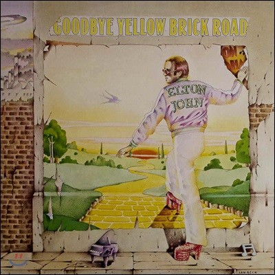 Elton John (엘튼 존) - Goodbye Yellow Brick Road [2LP]