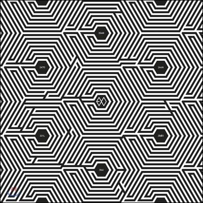 EXO-K (엑소케이) - 미니앨범 2집 : 중독(Overdose)