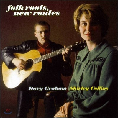 Davy Graham And Shirley Collins - Folk Roots