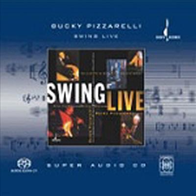 Bucky Pizzarelli - Swing Live (SACD Hybrid)