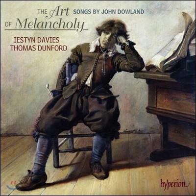 Iestyn Davies 존 다울랜드: 류트 가곡 - 멜랑콜리의 예술 / 예스틴 데이비스 (The Art of Melancholy)