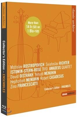 클래식 애호가를 위한 소중한 선물 3집 - 20세기의 위대한 앙상블 (The classic archive Collector's Edition - Ensembles)