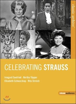 Celebrating Strauss - 전설적인 가수들이 노래하는 R. 슈트라우스