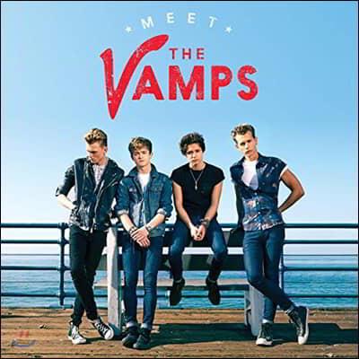 The Vamps (더 뱀프스) - Meet The Vamps 1집 [CD+DVD]