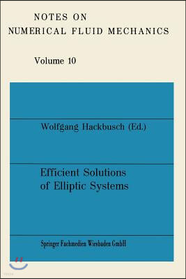 Efficient Solutions of Elliptic Systems: Proceedings of a Gamm-Seminar Kiel, January 27 to 29, 1984