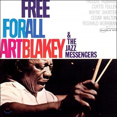 Art Blakey & the Jazz Messengers - Free For All [LP]