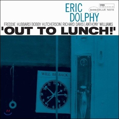 Eric Dolphy (에릭 돌피) - Out To Lunch (Blue Note Label 75th Anniversary)