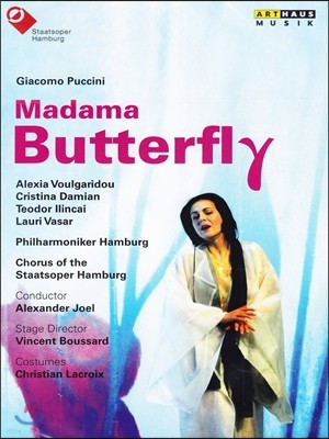 Alexia Voulgaridou 푸치니 : 나비부인 (Puccini: Madama Butterfly)