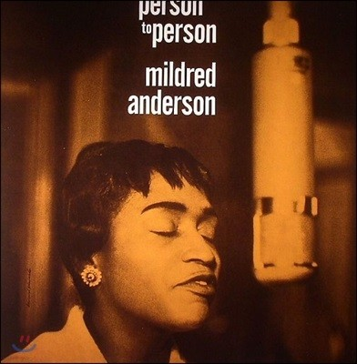 Mildred Anderson - Person To Person [LP]