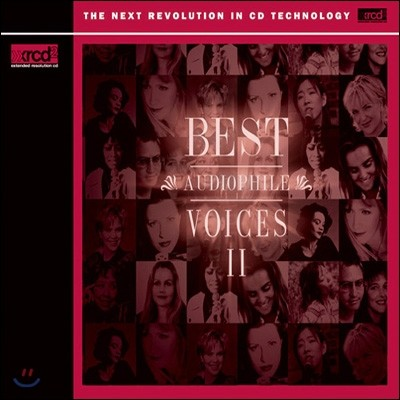 베스트 오디오파일 보이시스 2집 (Best Audiophile Voices II) [XRCD]