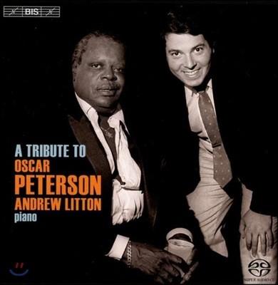 Andrew Litton 앤드류 리톤이 연주하는 오스카 피터슨의 즉흥곡 (A Tribute to Oscar Peterson)