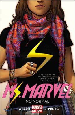 Ms. Marvel Volume 1: No Normal