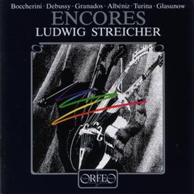 루드비히 슈트라이허 - 더블베이스 앙코르 (Ludwig Streicher - Double Bass Encores) - Ludwig Streicher
