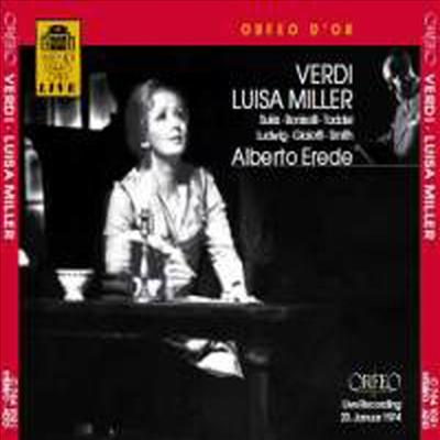 베르디 : 루이자 밀러 (Verdi : Luisa Miller) - Franco Bonisolli
