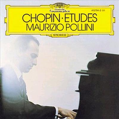 쇼팽 : 연습곡 Opp.10, 25 (Chopin : Etudes Opp.10, Op.25) - Maurizio Pollini