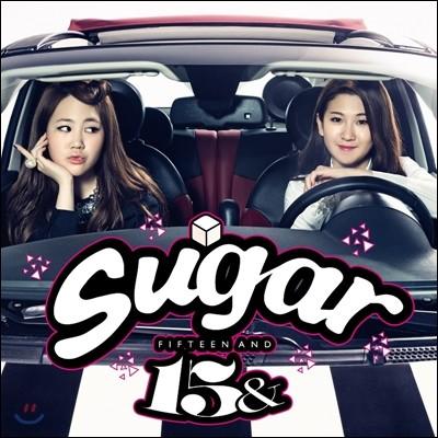15& (박지민, 백예린) 1집 - Sugar