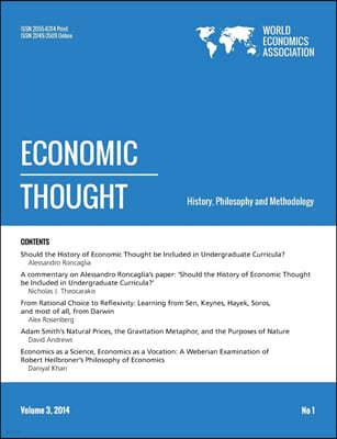 Economic Thought. Vol3, No 1, 2014