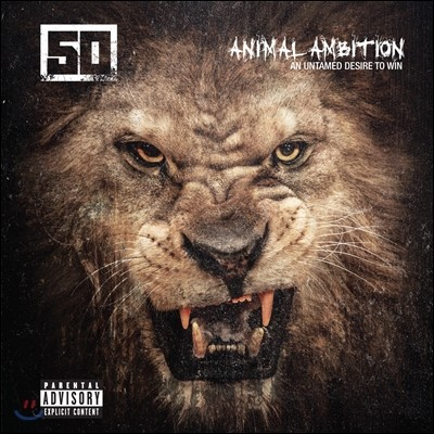 50 Cent - Animal Ambition: An Untamed Desire To Win (Standard Edition)
