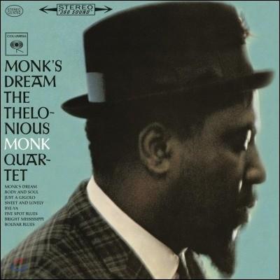Thelonious Monk Quartet (텔로니어스 몽크 쿼텟) - Monk's Dream [LP]