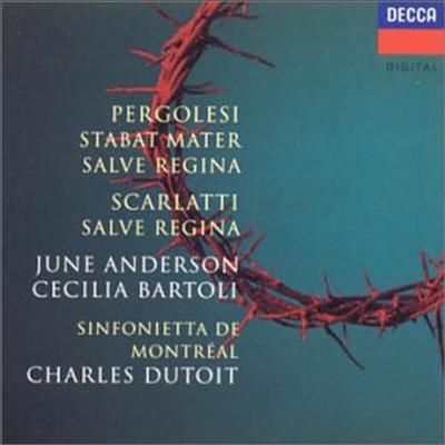페르골레지 : 스타바트 마테르, 스카르라티 : 살베 레지나 (Scarlatti : Salve Regina & Pergolesi : Stabat Mater) - June Anderson