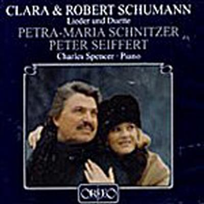 클라라와 로베르트 슈만 : 가곡과 이중창 (Clara & Robert Schumann : Lieder & Duette) - Petra-Maria Schnitzer