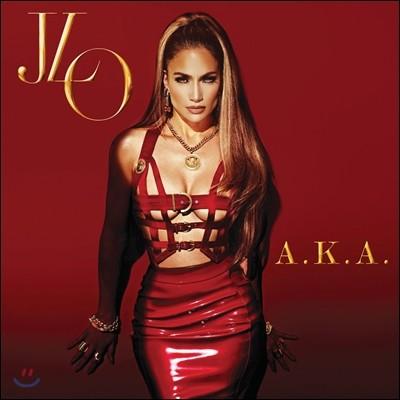 Jennifer Lopez - A.K.A. (Deluxe Edition)