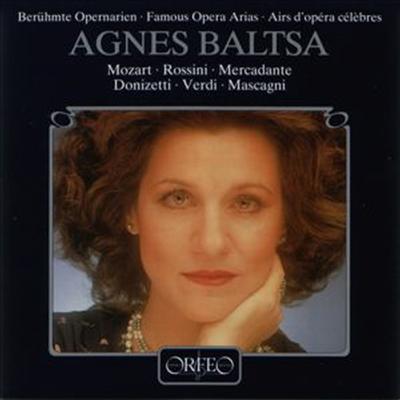 아그네스 발차 - 유명 오페라 아리아 (Agnes Baltsa - Famous Opera Aria) - Agnes Baltsa