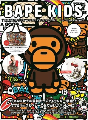 BAPE KIDS(R) by a bathing ape(R) 2014 AUTUMN/WINTER COLLECTION