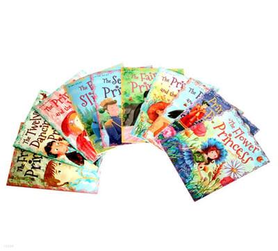 마일즈 켈리 공주 이야기 40선 페이퍼백 원서 10종 세트 Princess Stories 40 Classic tales to share