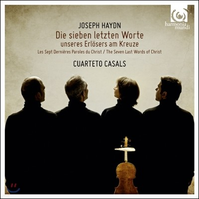 Cuarteto Casals 하이든: 십자가 위의 일곱 말씀 - 카잘스 사중주단 (Haydn: String Quartet, Op. 51 'Seven Last Words')
