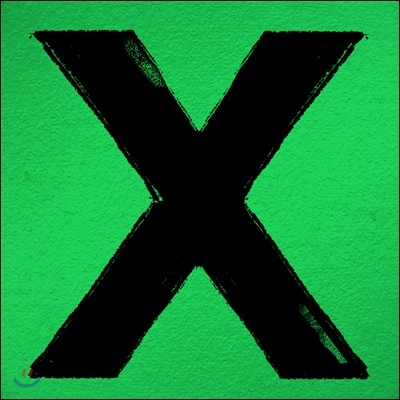 Ed Sheeran - X (Deluxe Version) (에드 시런 2집 디럭스 버전)