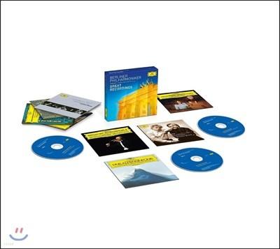 베를린 필 8개의 위대한 녹음 모음집 (Berliner Philharmoniker: Great Recordings)