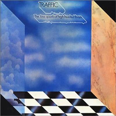 Traffic - The Low Spark Of High Heeled Boys (Remastered) (Bonus Track)(CD)