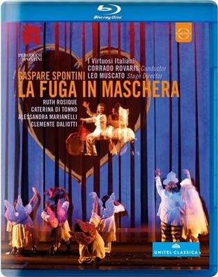 I Virtuosi Italiani 스폰티니: 라 푸가 인 마스케라 (Spontini: La Fuga In Maschera)