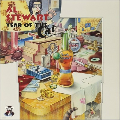 Al Stewart (알 스튜어트) - Year Of The Cat [LP]