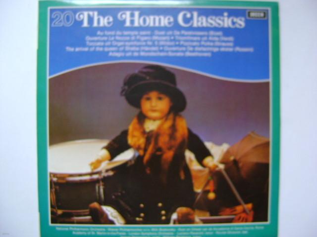 LP(엘피 레코드) The Home Classic 20 - 개선 행진곡 / 피치카토 폴카 외
