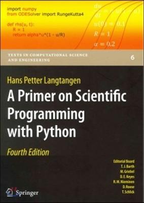 Primer on Scientific Programming with Python