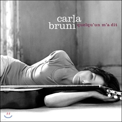 Carla Bruni - Quelqu'un M'a Dit (Someone Told Me / 누가 내게 말하기를)