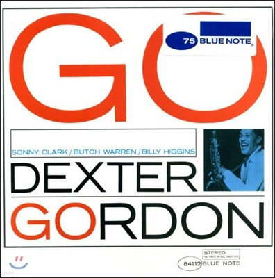 Dexter Gordon - Go! [LP]