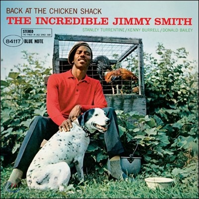 Jimmy Smith - Back At The Chicken Shack [LP]